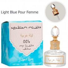 Масло (Light Blue Pour Femme 006), edp., 20 ml