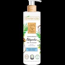 Bielenda 100% Pure Vegan Кондиционер для повреждённых волос 240мл