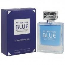 Attraction Blue La Parfum Galleria, edp., 100 ml