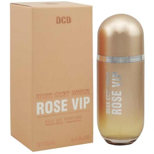 Fragrance World Rose Vip Deux Cent Douze, 100 ml