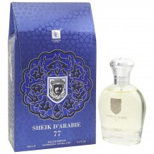 La Parfum Galeria Sheik D`Arabie 77, edp., 100 ml