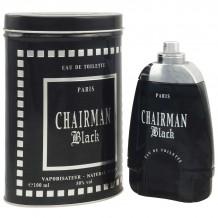 Yves De Sistelle Chairman Black Men, edp., 100 ml