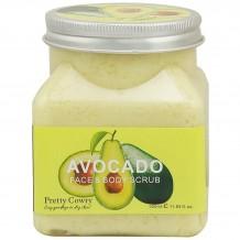 Скраб Для Тела Avocado, 350 ml