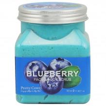 Скраб Для Тела Blueberry, 350 ml