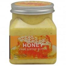 Скраб Для Тела Honey, 350 ml