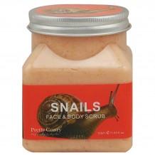 Скраб Для Тела Snails, 350 ml