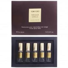 Набор Tom Ford Tobacco Vanille, edp., 5*12 ml