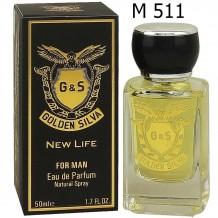 Golden Silva Therre D`Hermes Men M 511, edt., 50 ml