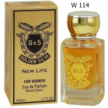 Golden Silva Versace Bright Crystal W 114, edt., 50 ml