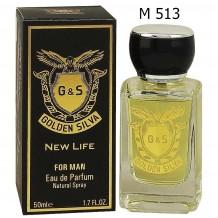 Golden Silva Versace ErosMen M 513, edp., 50 ml