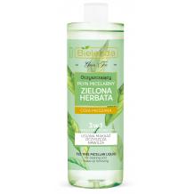 Bielenda Зеленый Чай Очищающая Мицеллярная вода 3in1, 500 МЛ