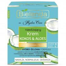 Bielenda Cream Coconut & Aloe ombination skin (Дневной/Ночной), 50 ml