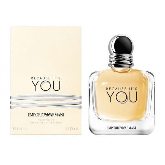Emporio Armani Stronger You Pour Femme, edp., 100 ml