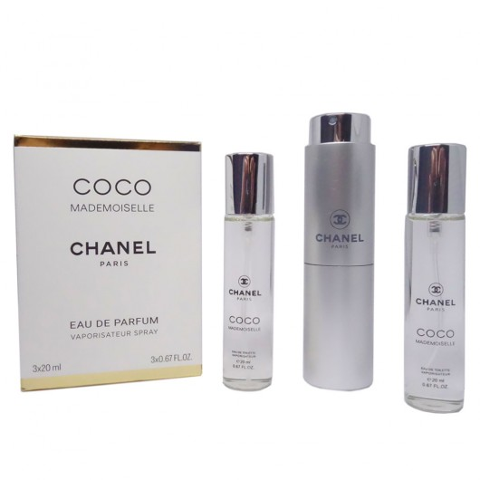 Chanel Coco Mademoiselle, 3*20 ml