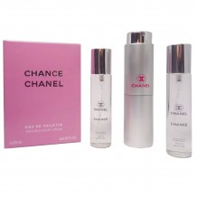 Chanel Chance, edt., 3*20 ml