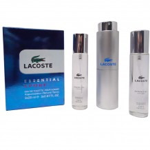 Lacoste Essential Sport, 3*20 ml
