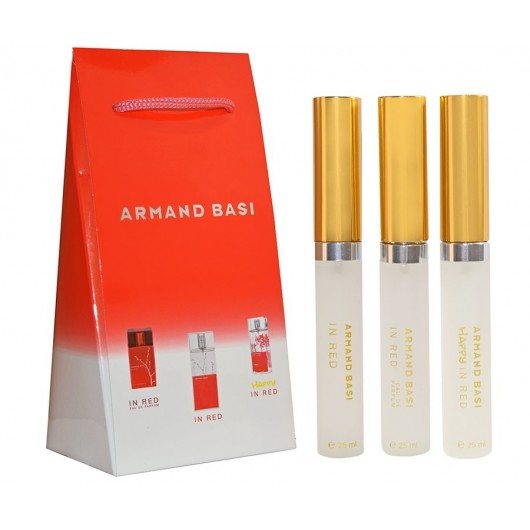 Armand Basi, 3*25 ml