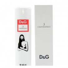 Dolce & Gabbana 3 L'Imperatrice, edt., 45 ml