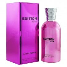 Fragrance World Edition Rose Pour Femme, 100 ml