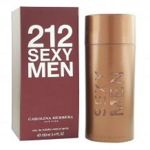 Carolina Herrera 212 Sexy Man, edt., 100 ml