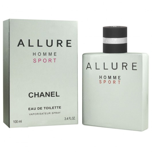 Chanel Allure Homme Sport, edt., 100 ml