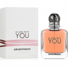 Тестер Emporio Armani In Love With YOU, edp., 100 ml