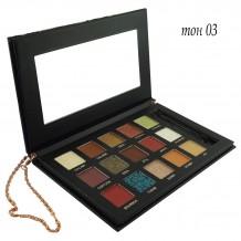 Hojo Dazzling Eyeshadow Palette (тон 3)