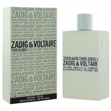 Тестер Zadig & Voltaire This Is Her Pour Elle, edp., 100 ml Woman