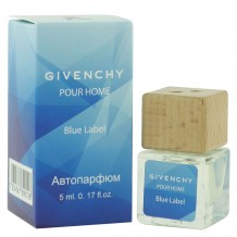 Автопарфюм Givenchy Pour Homme Blue Label, edt., 5 ml