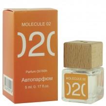 Автопарфюм Molecule 02 Woman, edp., 5 ml(рыжая)
