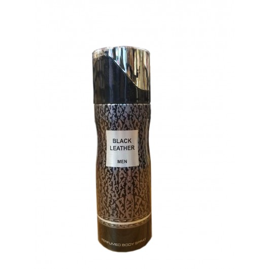 Fragrance World Black Leather Man, 200 ml