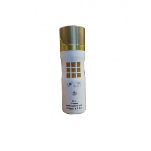 Fragrance World Explore Gold Man, 200 ml