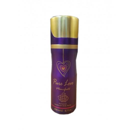 Fragrance World Pure Love Manifesto Woman, 200 ml