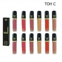 Блеск Для губ Tom Ford Matte Lipcolor Long-Lasting, 12 цв Тон С
