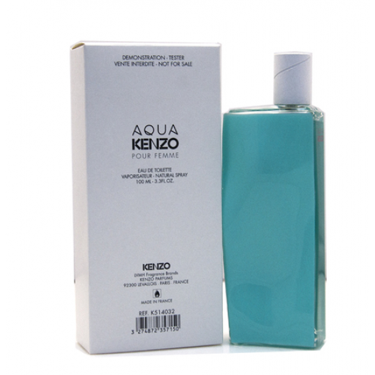 Тестер Kenzo Aqua Pour Femme, 100 ml