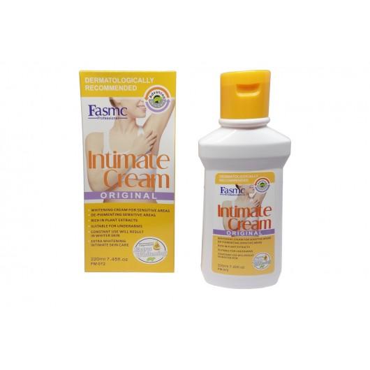 Fasmc Intimate Cream Original Dermtologically Recommended (оранжевая упаковка)
