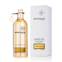 Тестер Montale Amber & Spices, 100 ml