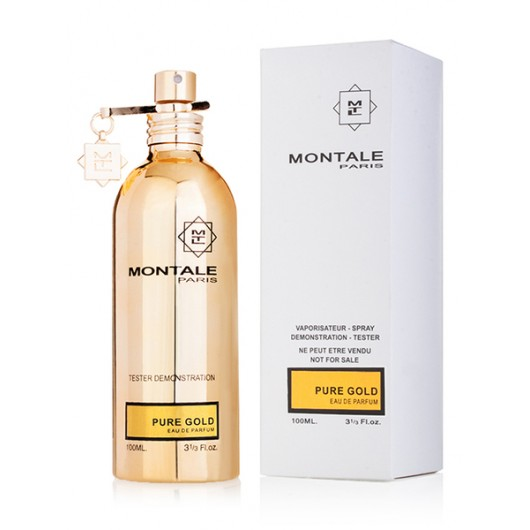 Тестер Pure Gold Montale, 100 ml