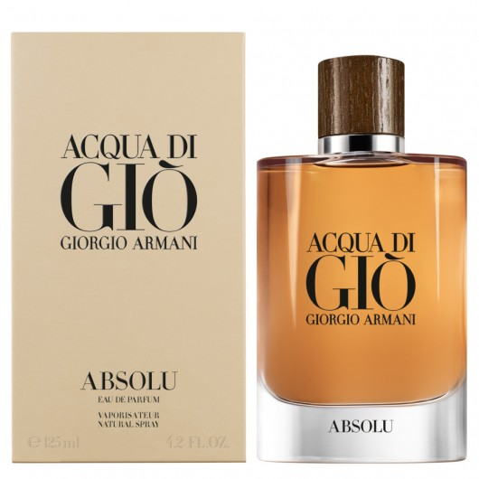 Giorgio Armani Acqua Di Gio Absolu, edp., 100 ml