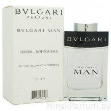 Тестер Bvlgari Man Parfum, 100 ml