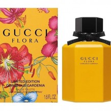 Gucci Flora Limited Edition Gorgeous Gardenia, edt., 100 ml (Желтый)