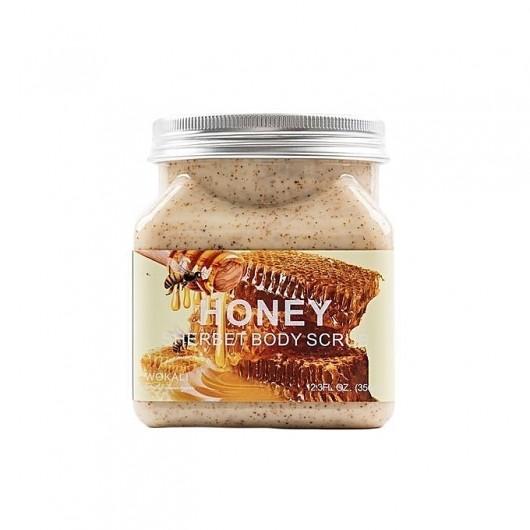 Скраб Wokali Honey Sherbet Body Scrub, 350ml