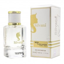 Silvana 321 (Gucci Flora Gorgeous Gardenia Woman) 50 ml