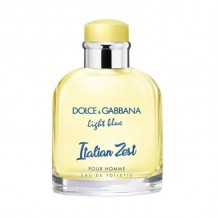 Тестер Dolce & Gabbana Light Blue Italian Zest Homme, edt., 100 ml