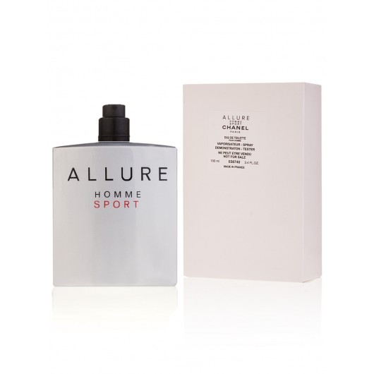 Тестер Chanel Allure Homme Sport, 100 ml