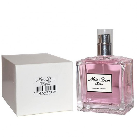 Тестер Christian Dior Miss Dior (Cherie) Blooming Bouquet, 100 ml