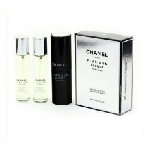 Chanel Platinum Egoiste. 3*20 ml