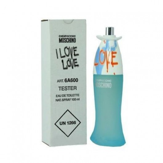 Тестер Moschino I Love Love, 100 ml
