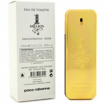 Тестер Paco Rabanne 1 Million, 100 ml