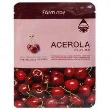 Маска Farm Stay Acerola